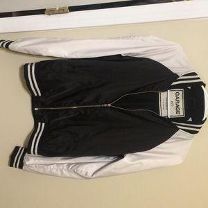 Black & White jacket